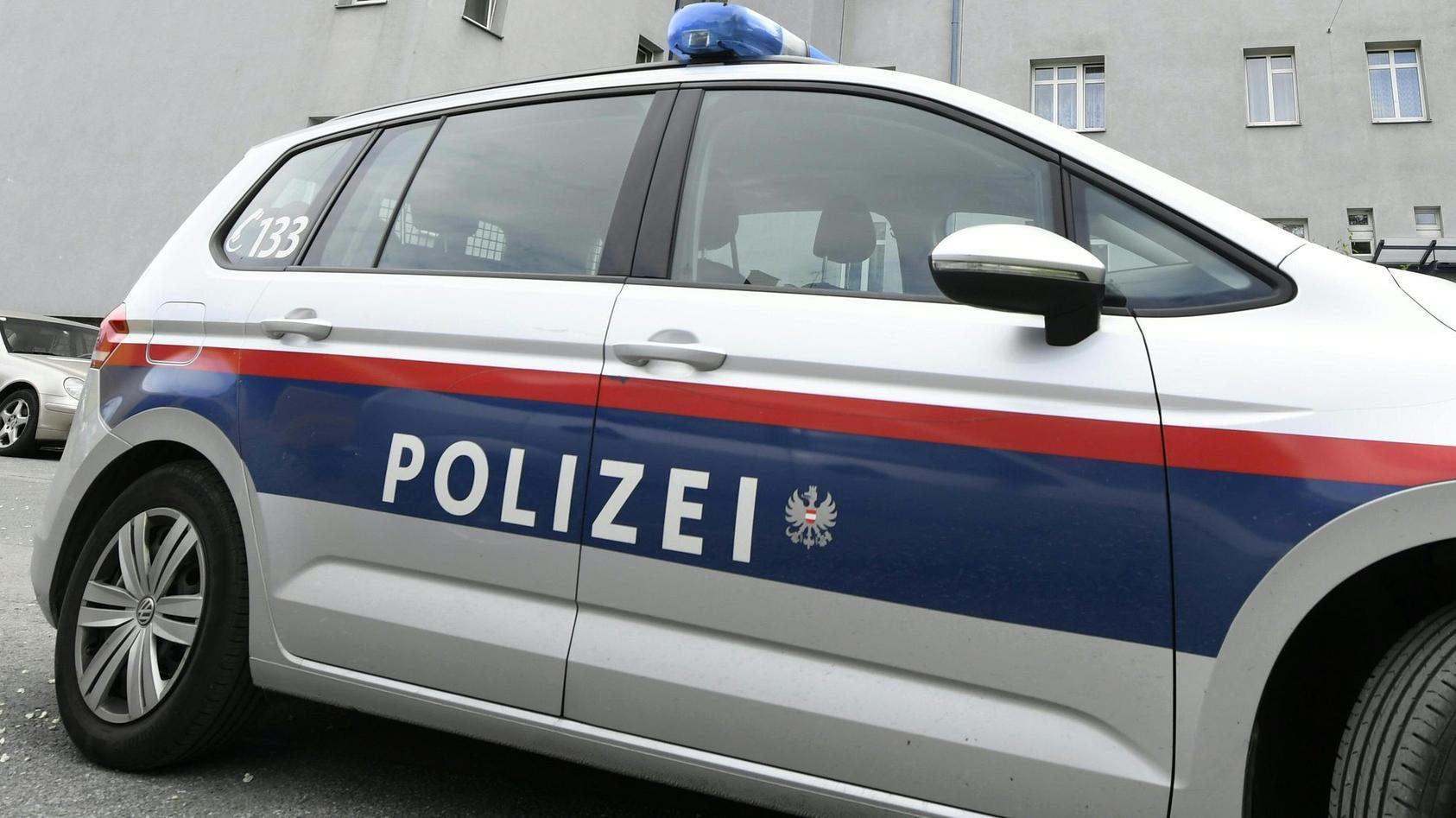 Symbolbild österreichische Polizei
