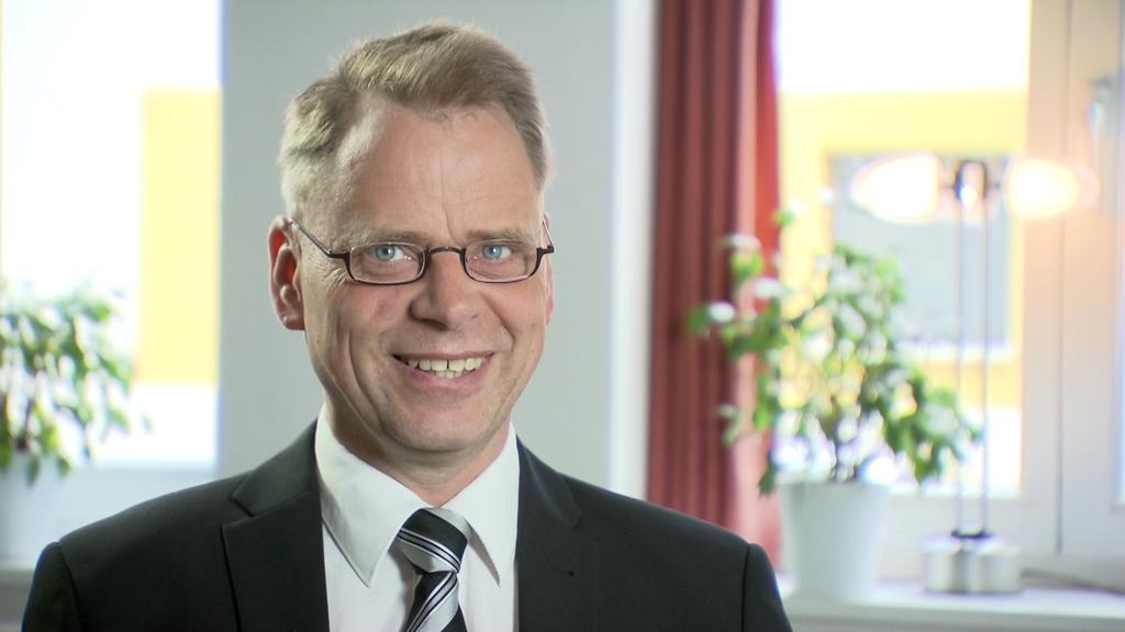 Psychologe Dirk Baumeier