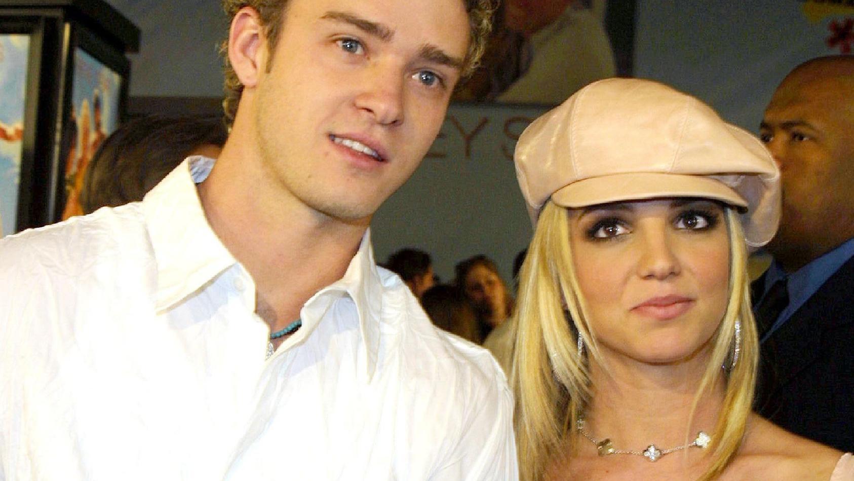 Zwischen 1999 und 2002 waren Justin Timberlake und Britney Spears unzertrennlich. Dann kam es zur dramatischen Trennung des Paares.