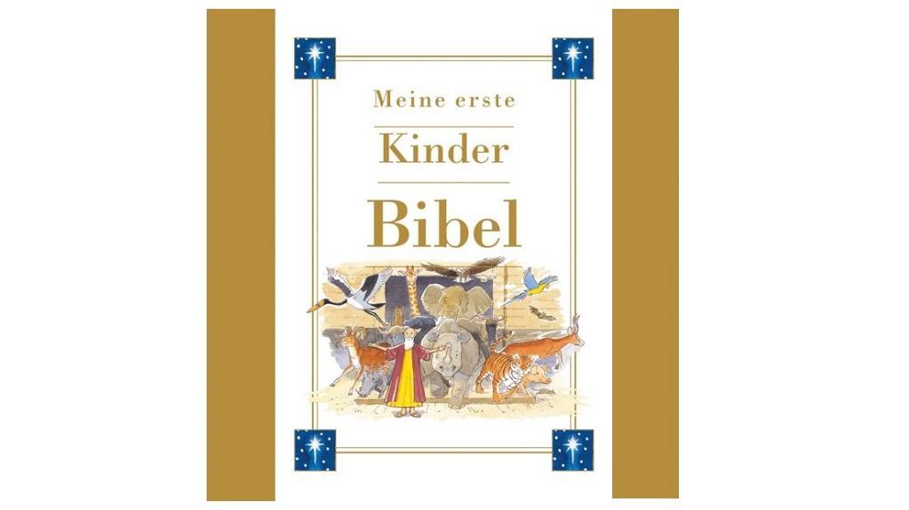 Meine erste Kinderbibel als Kommunionsgeschenk
