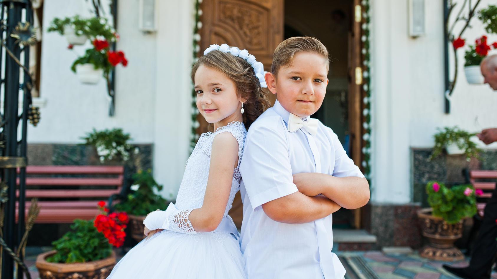 Die Kommunion ist für Kinder ein wichtiges Ereignis. Mit den passenden Geschenken wird der Tag sogar noch schöner