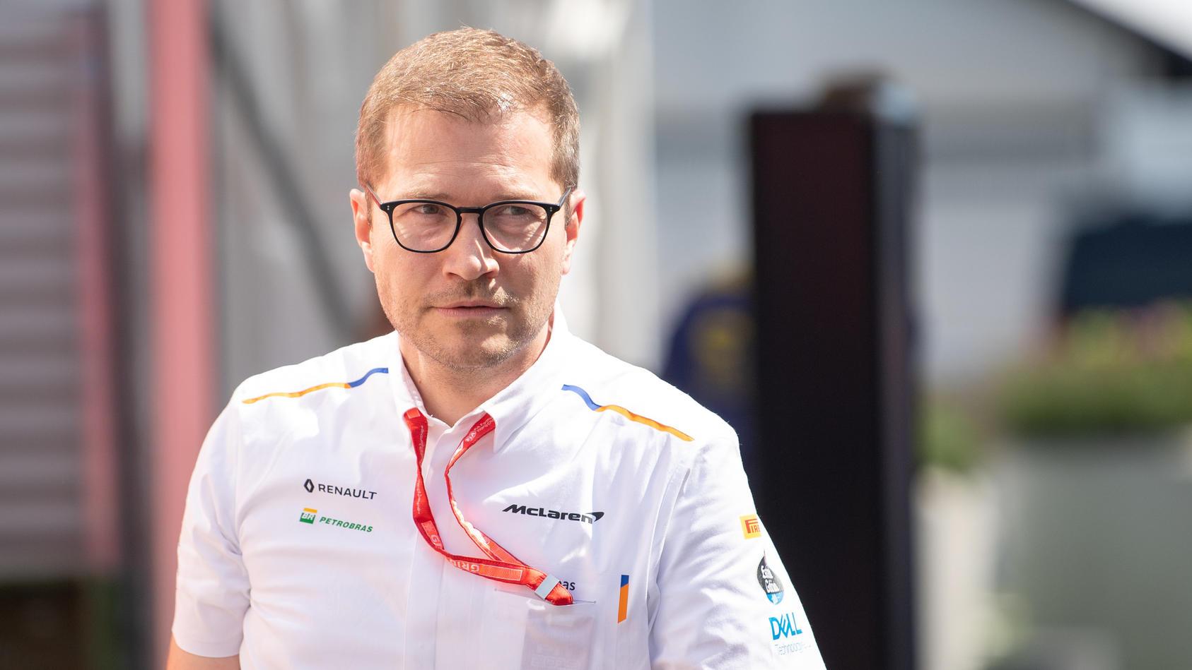 Formel 1 - McLaren-Teamchef Seidl
