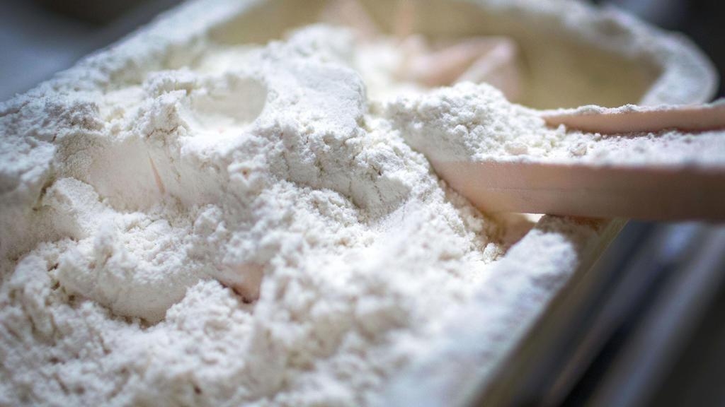 Mehl ist zu Corona-Zeiten stark gefragt