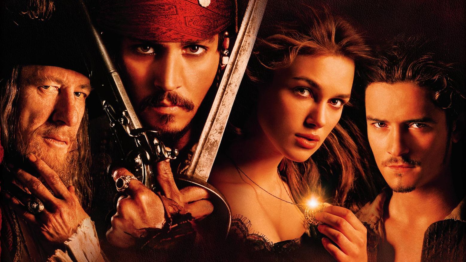 """""""Fluch der Karibik"""" war einer der erfolgreichsten Filme des Jahrs 2003."""