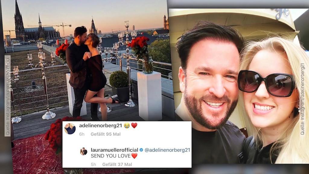 Wendler-Verlobung: Tochter Adeline gratuliert via Instagram