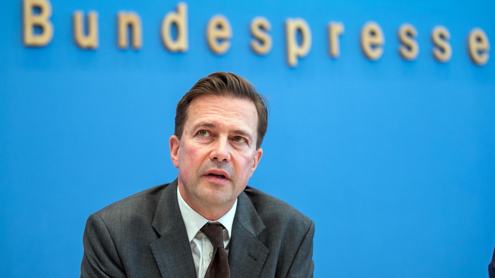 Steffen Seibert, Regierungssprecher
