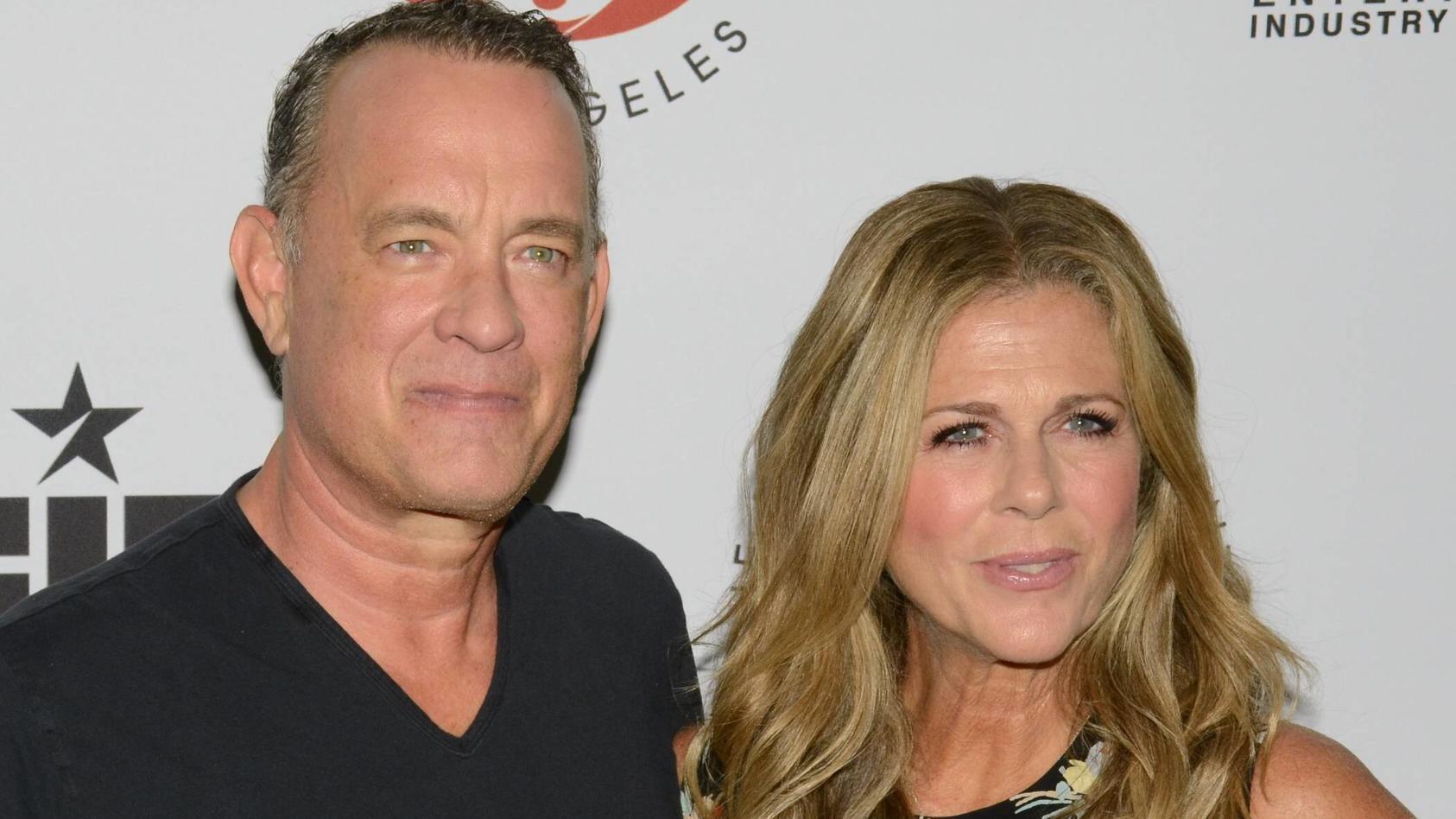 Tom Hanks und Rita Wilson wollen die Entwicklung eines Corona-Impfstoffs vorantreiben - mit ihrem eigenen Blut