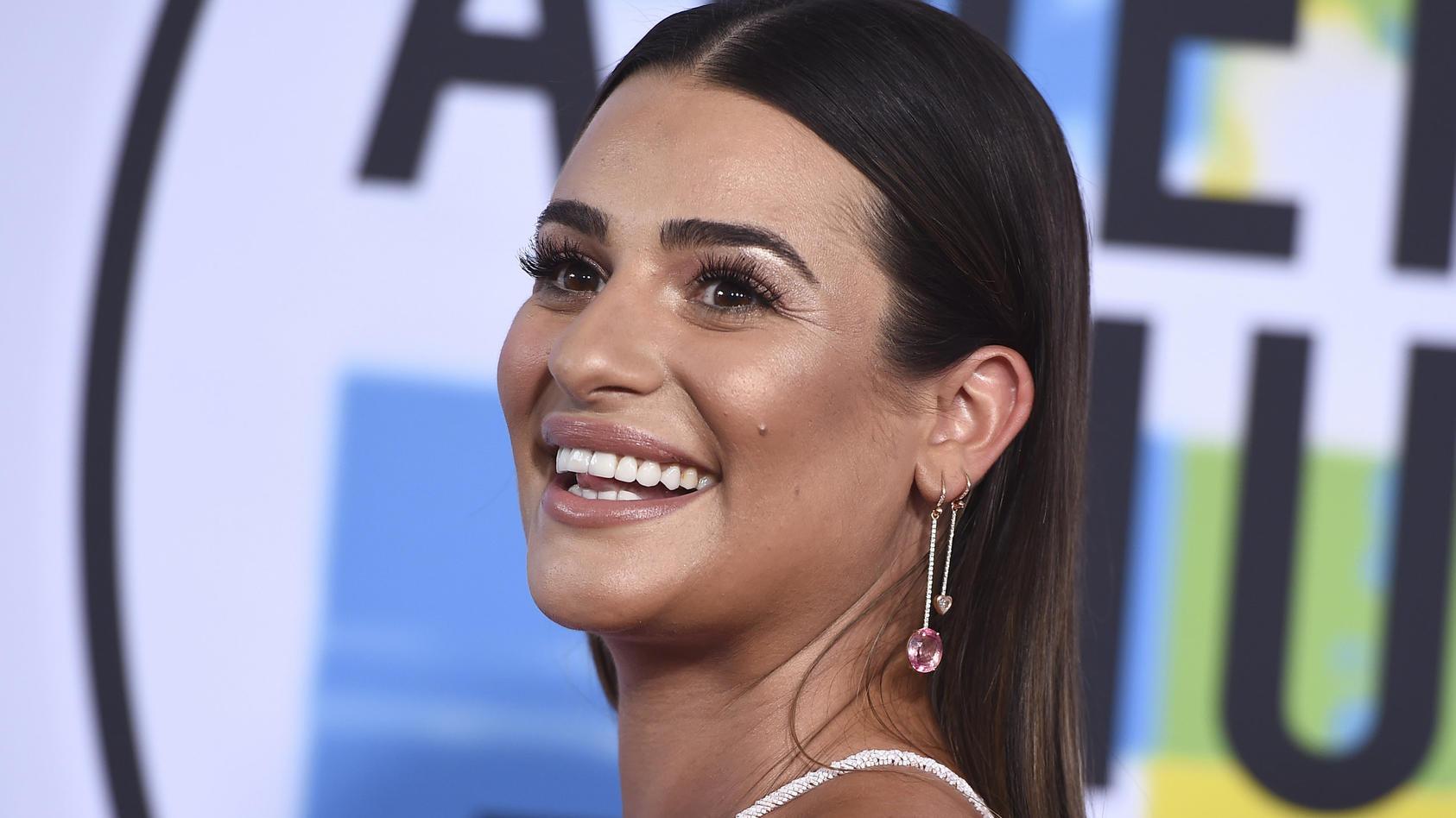 Lea Michele ist Mitte August 2020 zum ersten Mal Mama geworden.