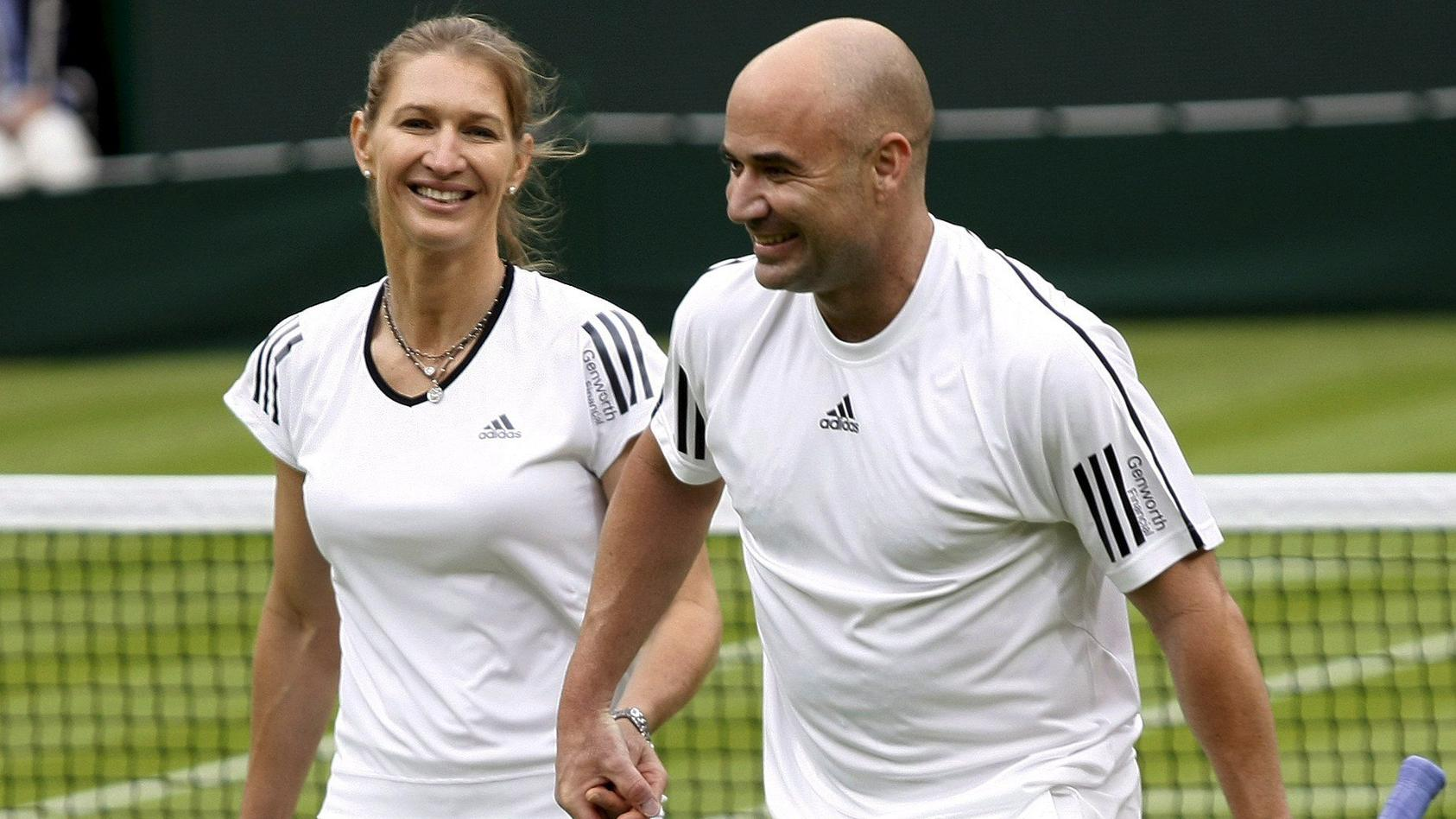 Andre Agassi wird 50