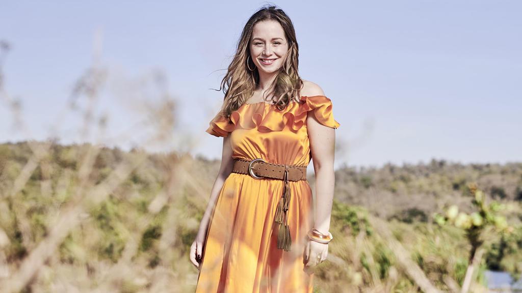 Senta-Sofia Delliponti singt als Oonagh