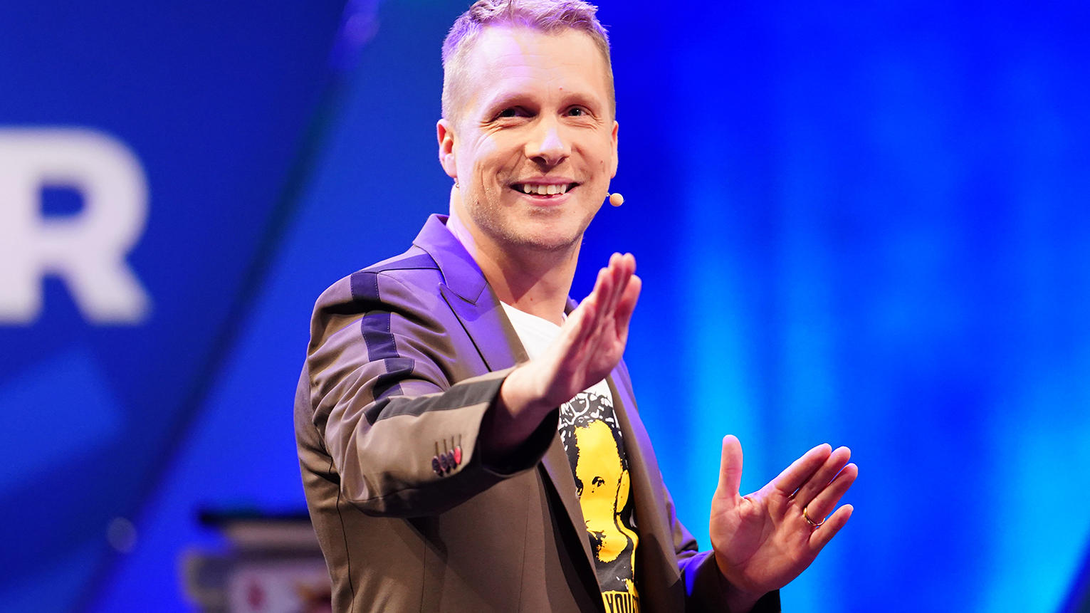Oliver Pocher Bekommt Neue Late Night Show Bei Rtl