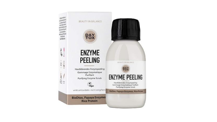 Enzyme Peeling von Daytox.