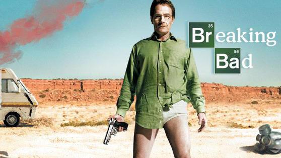 """Von 2008 bis 2015 verkörperte Bryan Cranston den Crystal Meth kochenden Lehrer """"Walter White"""""""