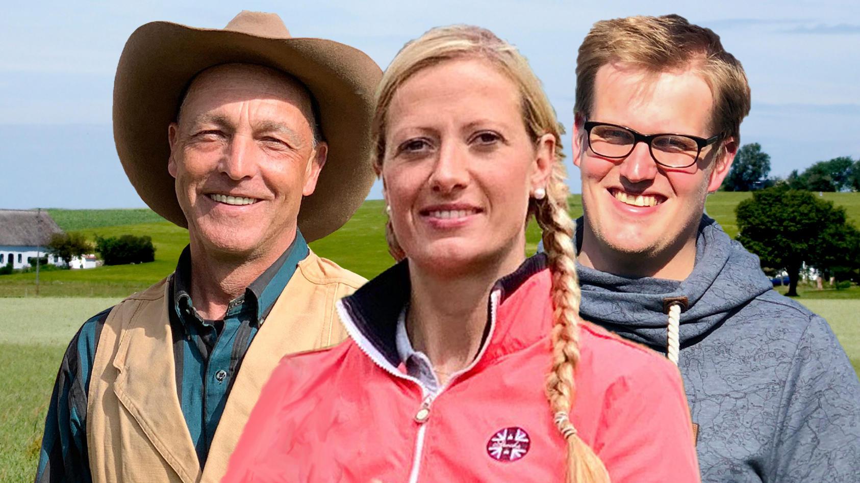 Diese Bauern suchen 2020 nach der ganz großen Liebe.