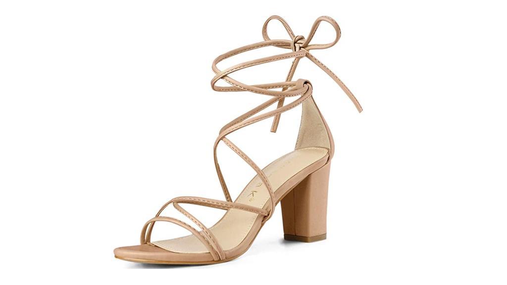 Strappy Heels von Allegra K.