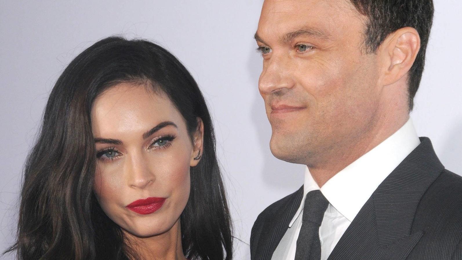 Megan Fox und Brian Austin Green: Sie hat die Scheidung eingereicht
