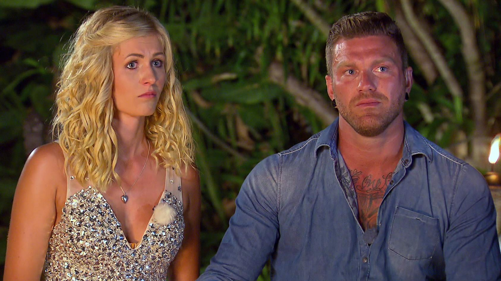 """Im """"Temptation Island""""-Finale gab's noch einen emotionalen Heiratsantrag - doch jetzt ist alles aus!"""