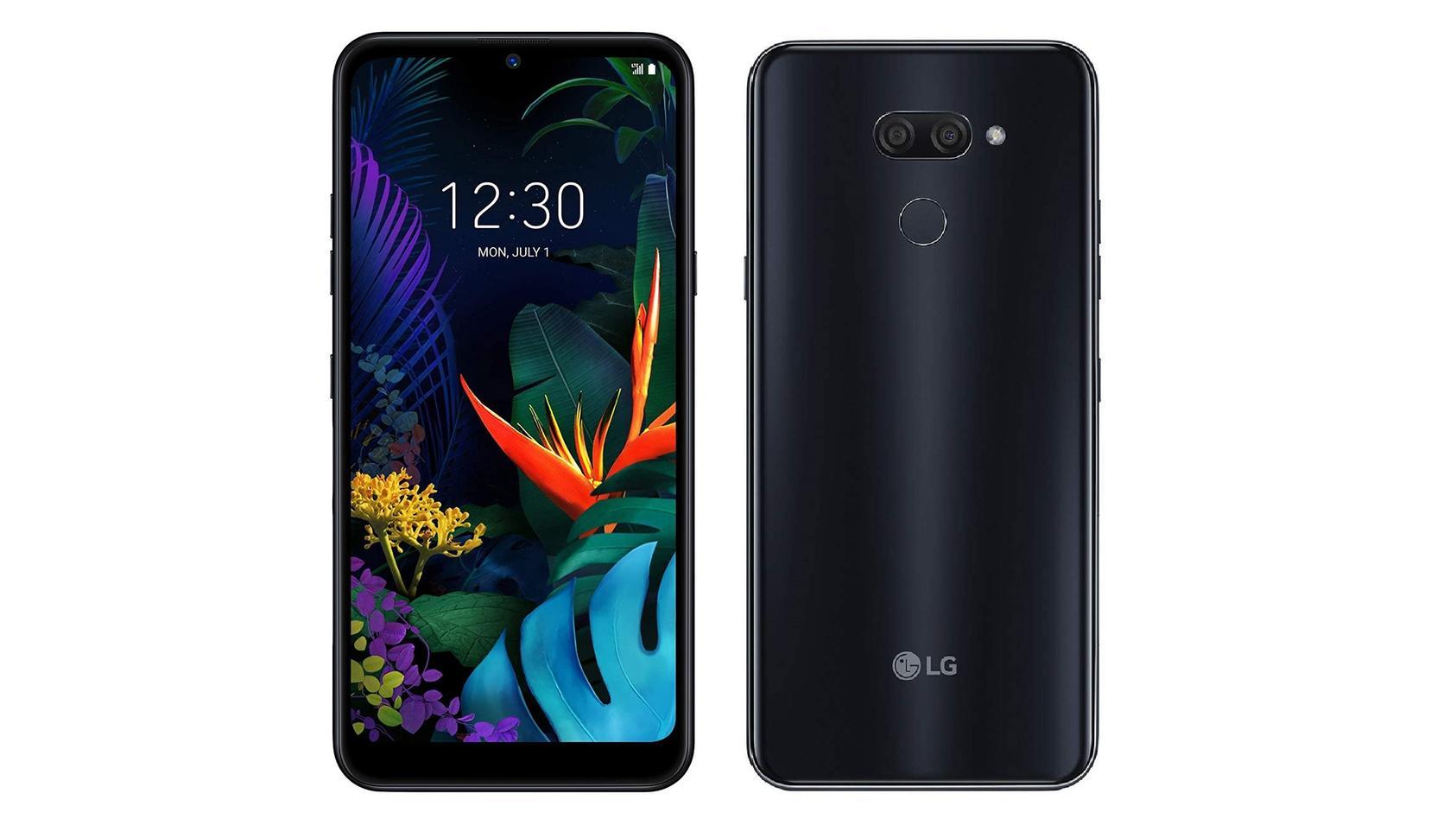 Bei Aldi gibt es Handys für unter 100 Euro: Links das LG K50 und rechts das Neffos C9 Max.