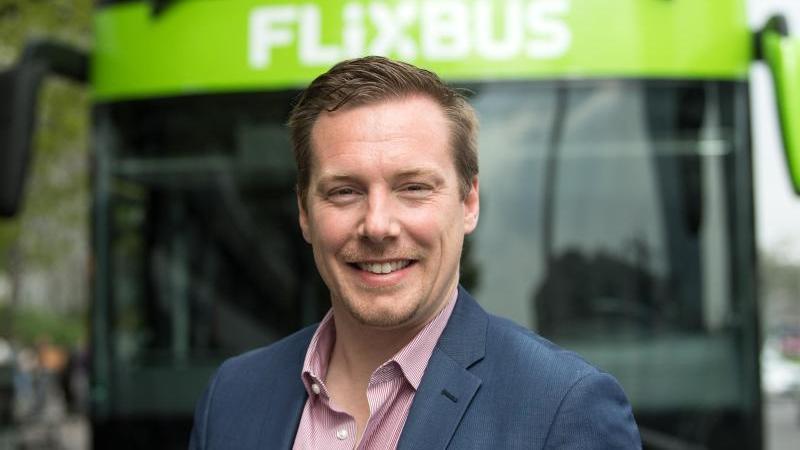Flixbus - Gründer André Schwämmlein