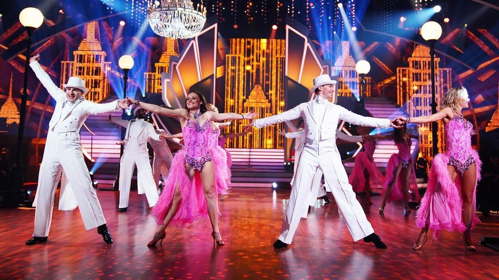 """Bei der Profi-Challenge treten die """"Let's Dance""""-Tänzer gegeneinander an"""