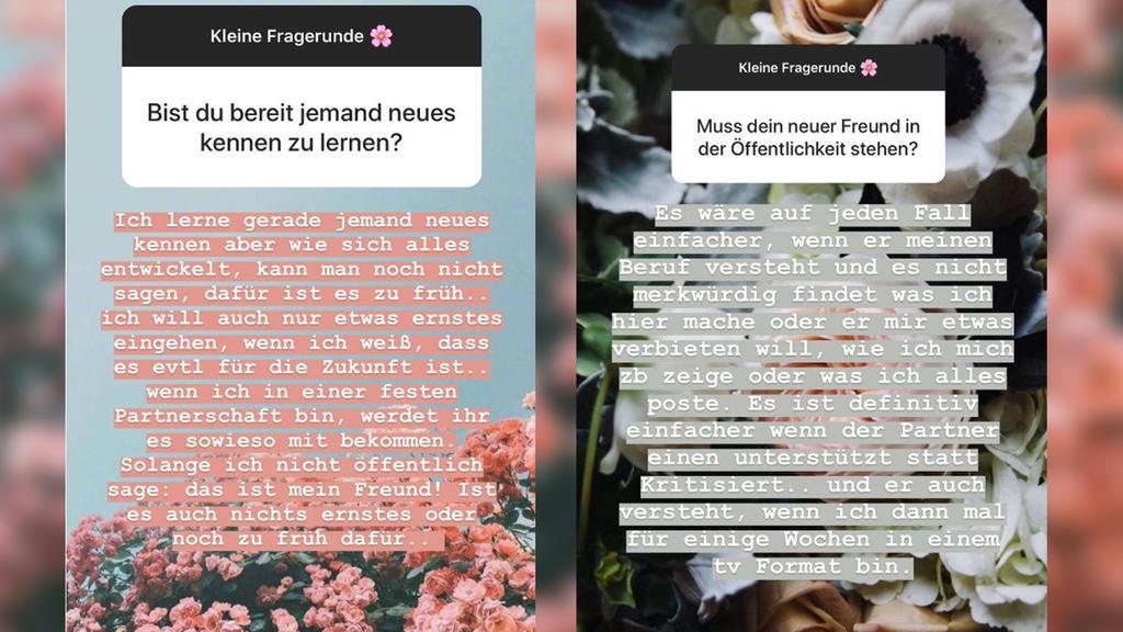 Yeliz Koc plaudert in ihrer Insta-Story aus dem Nähkästchen
