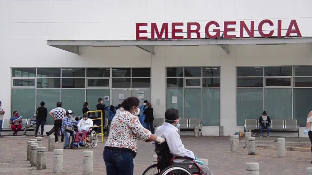 Krankenhaus in Guayaquil