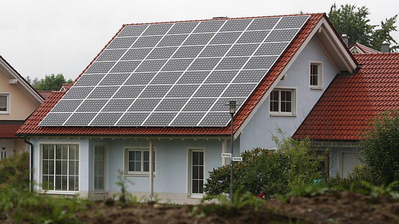 Nie zuvor produzierte die EU so viel Solarstrom wie im Juni und Juli.