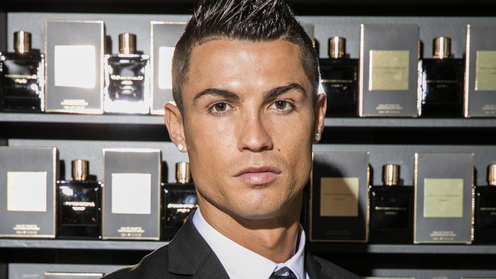 Cristiano Ronaldos ganzer Stolz sind seine vier Kids.