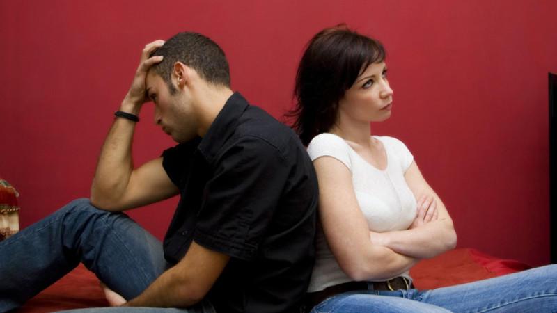 Kommunikationsprobleme belasten auf Dauer die Beziehung