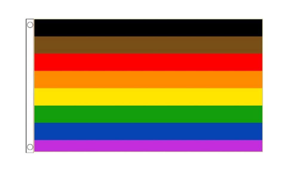 Flagge von 2017