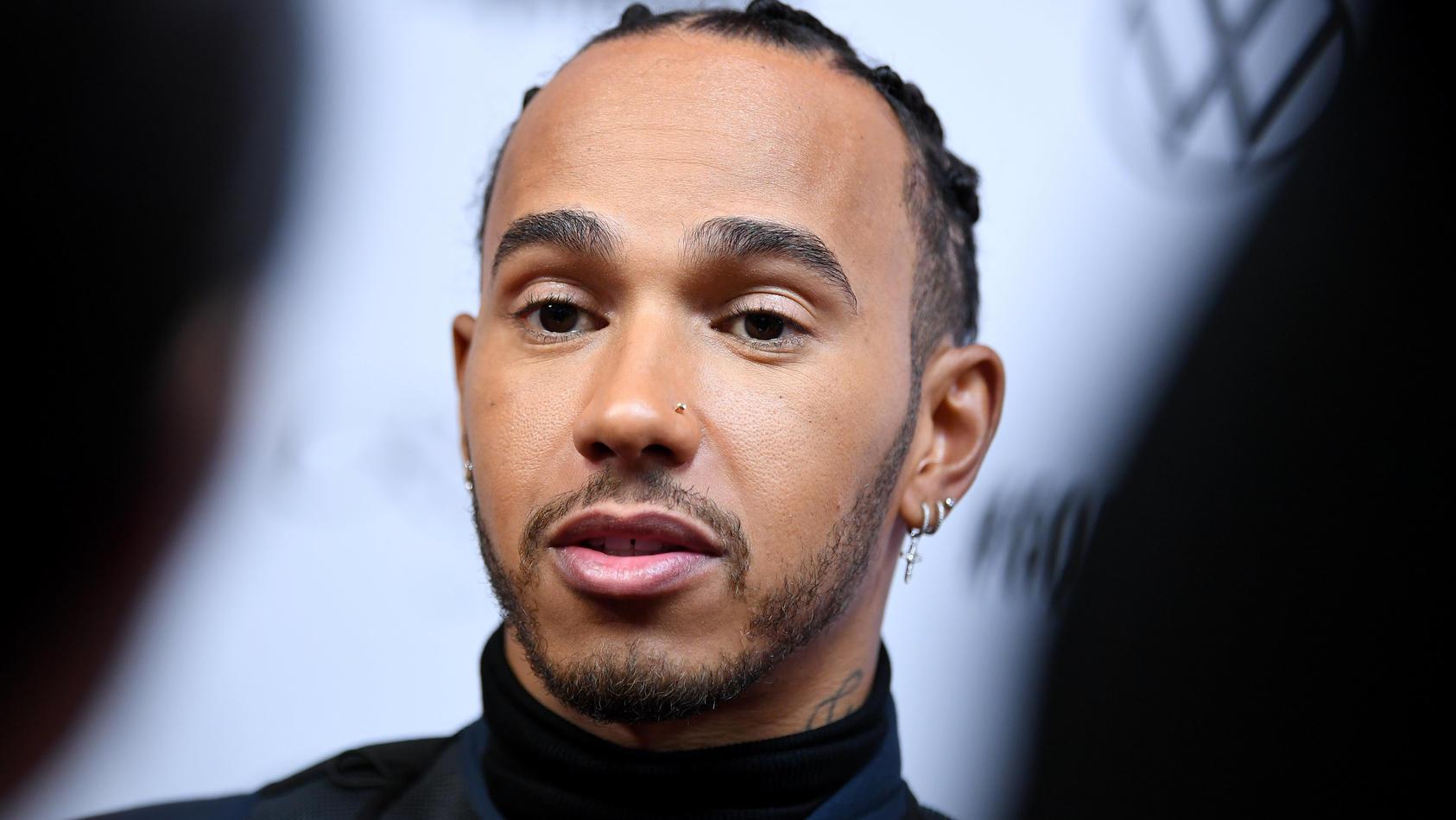 """Lewis Hamilton als """"Game Changer"""" 2020 ausgezeichnet."""