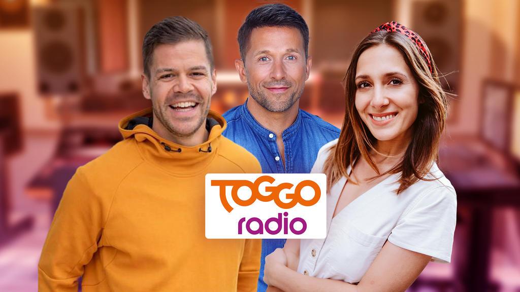 """""""TOGGO Radio"""" und das Moderatoren-Team."""