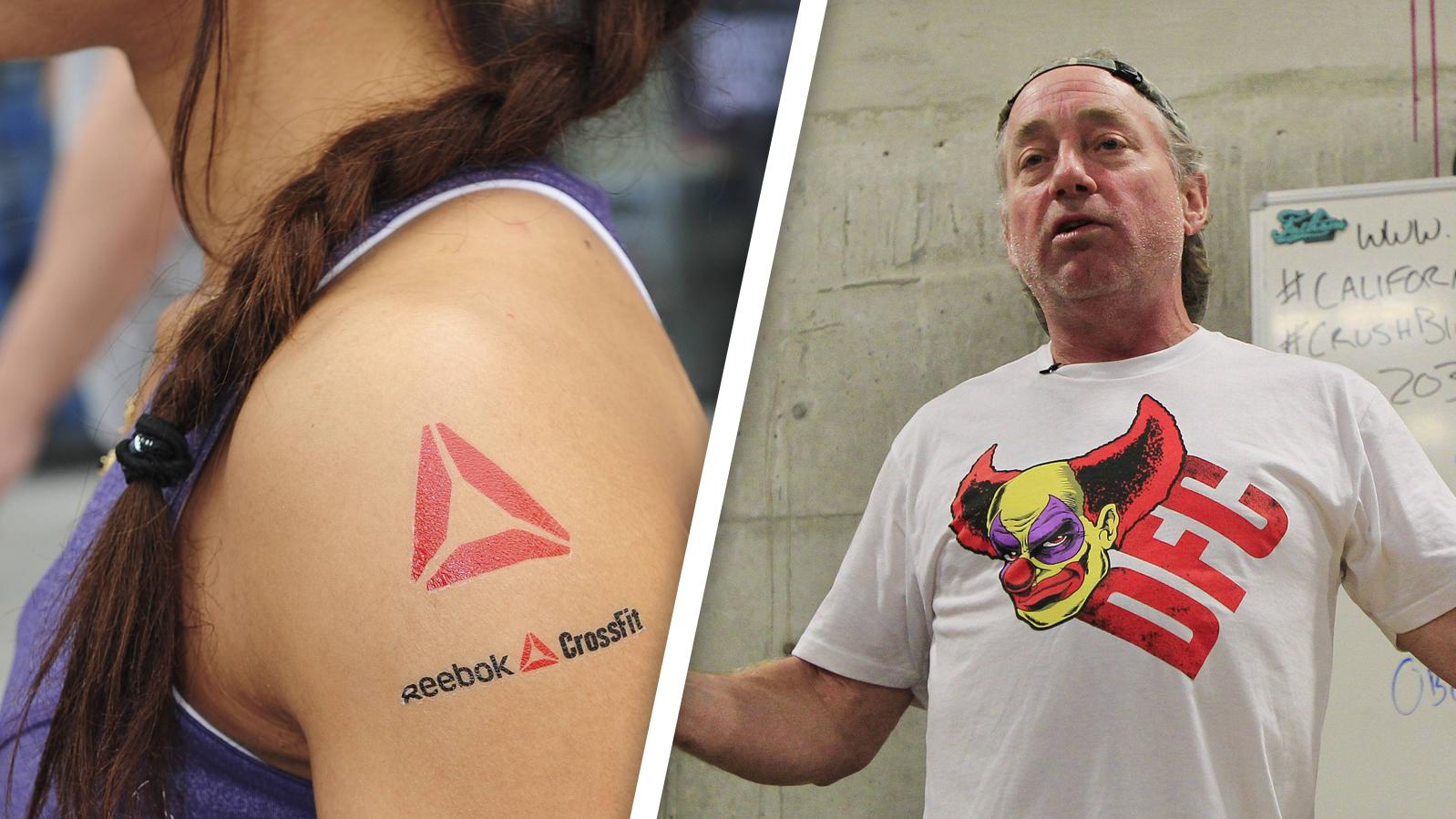 Trotz Glassmans Rückrtitt: Reebok will sein Sponsoring für CrossFit noch in diesem Jahr beenden.