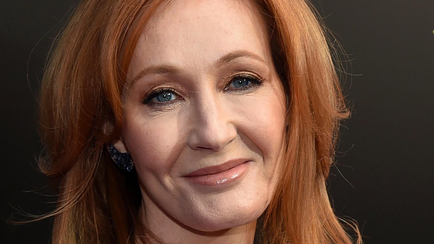 Schriftstellerin J.K. Rowling.