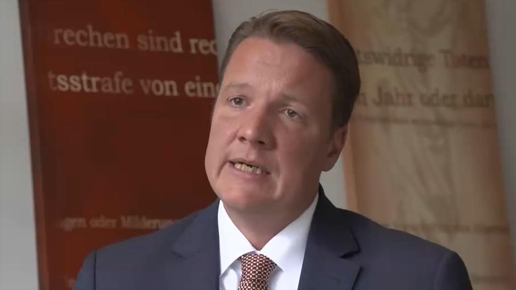 Steffen Lindberg ist Fachanwalt für Strafrecht.