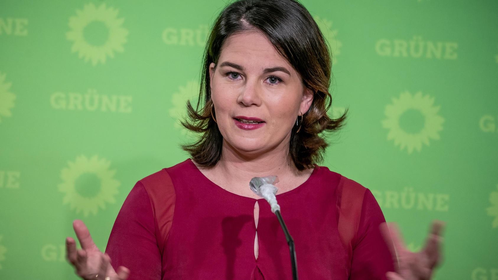 Bündnis 90/Die Grünen - Pressekonferenz