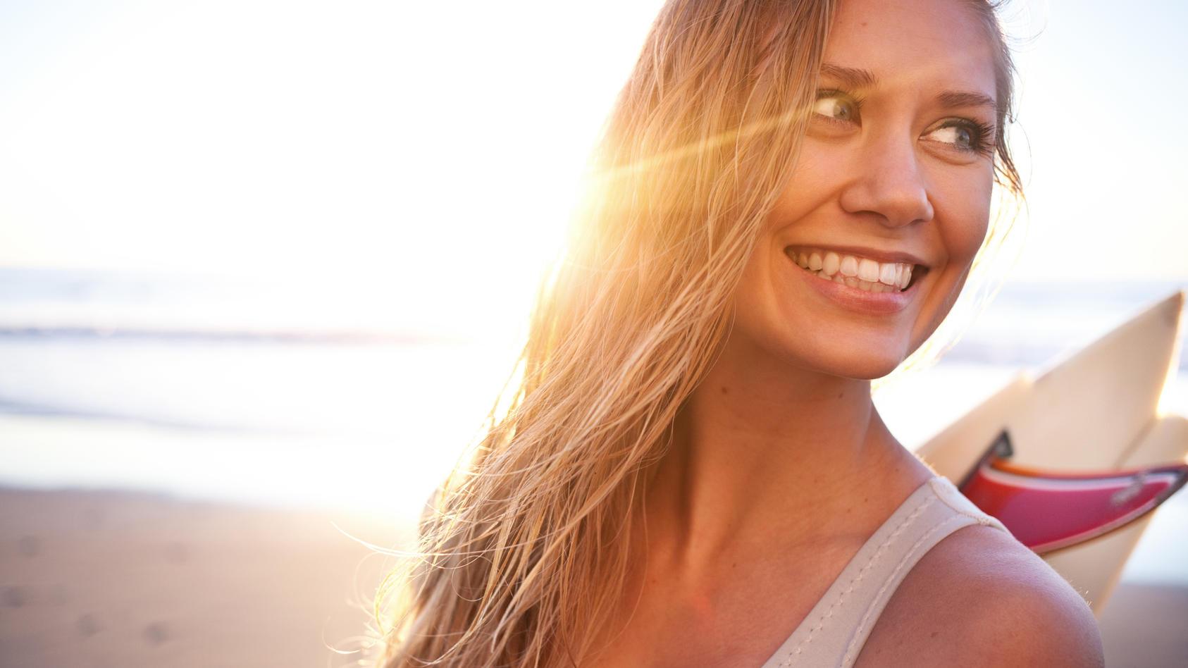 Sand Storm Hair ist DER Farbtrend 2020.