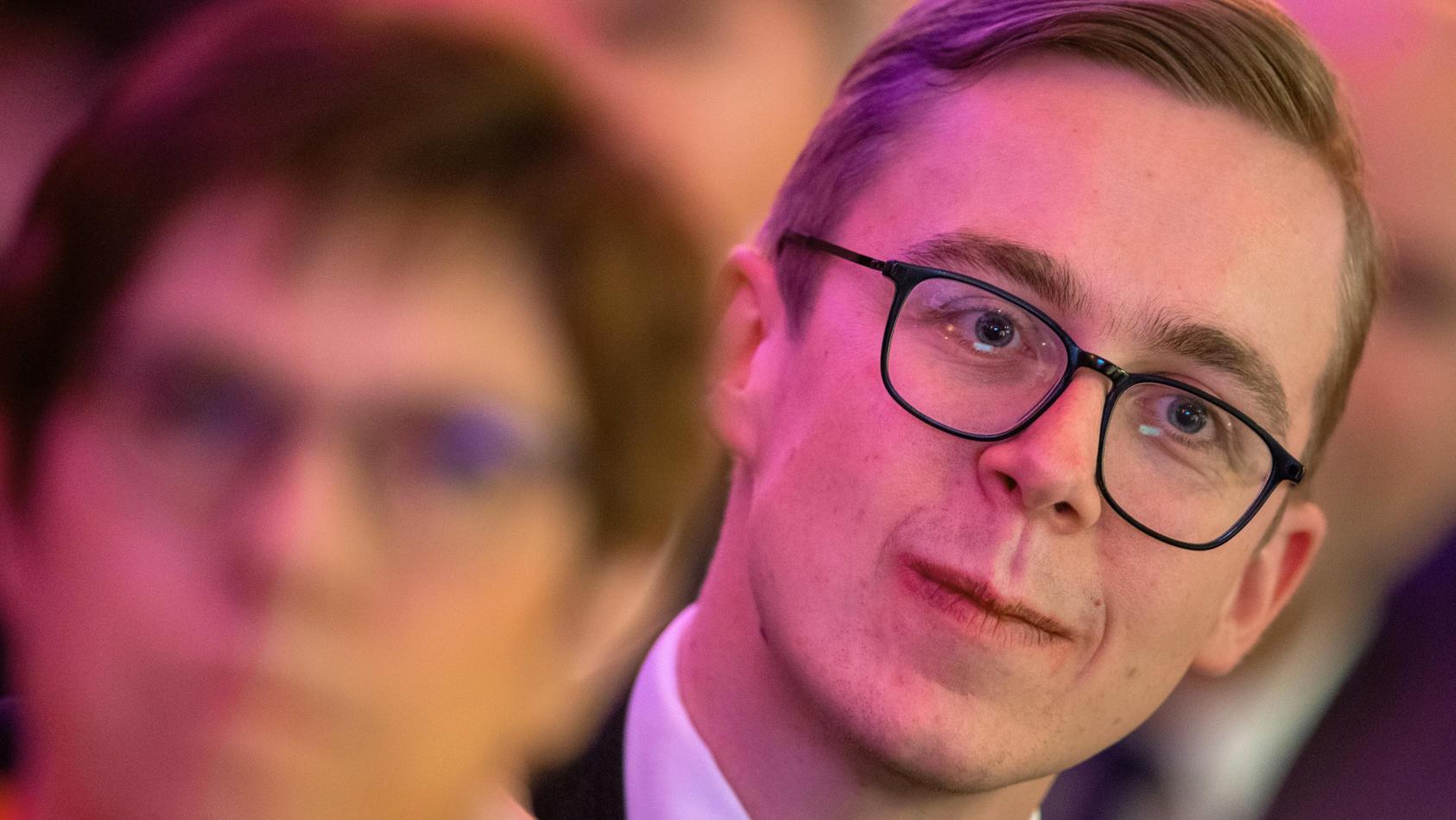 Debatte um den CDU-Politiker Philipp Amthor
