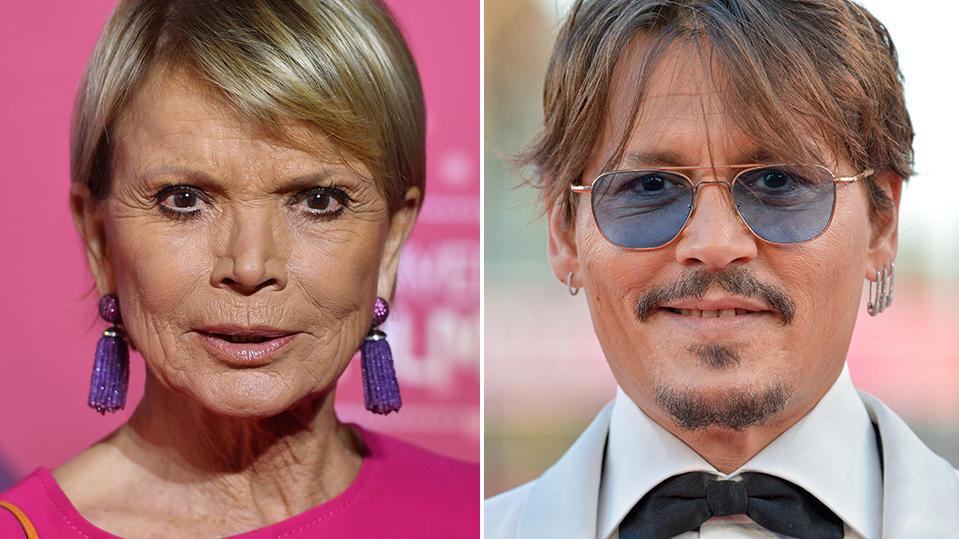 Eine Verbindung zwischen Uschi Glas und Johnny Depp? Die könnte es geben. Wie ein Insider RTL verriet, sollen sich Depp und Glas' Stieftochter Sophie Hermann daten.