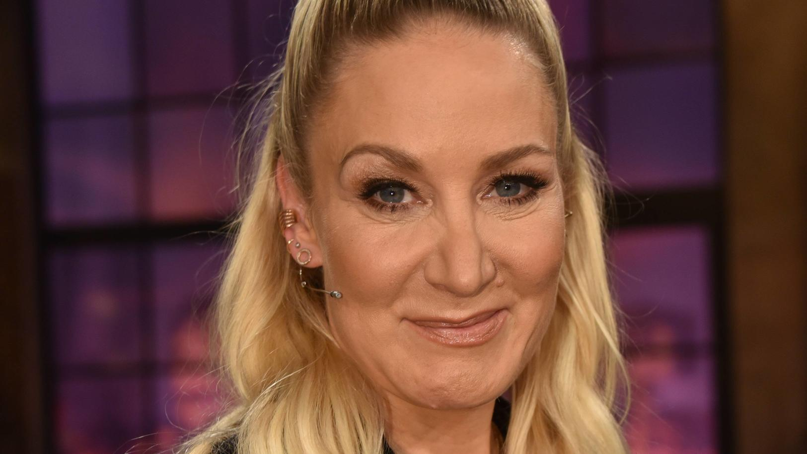 Schauspielerin Janine Kunze  (46) hat 3 Kinder