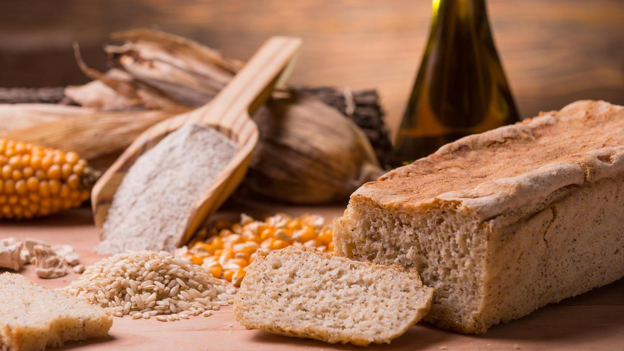 Brot backen ohne Gluten braucht ein bisschen Übung und passende Rezepte.