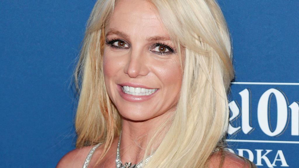 Britney Spears. Die finanzielle Vormundschaft hat ihr Vater.