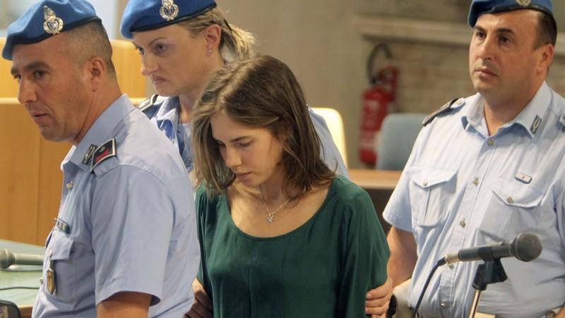Amanda Knox Prozess Italien