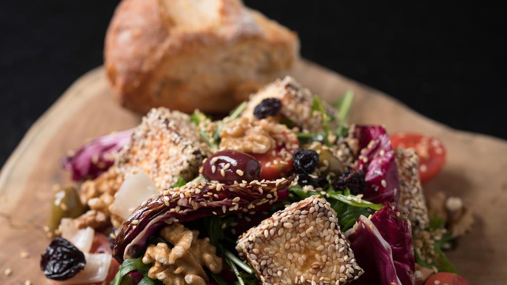 Hello Hellas - Anastasia Zampounidis dekliniert den griechischen Bauernsalat mal anders