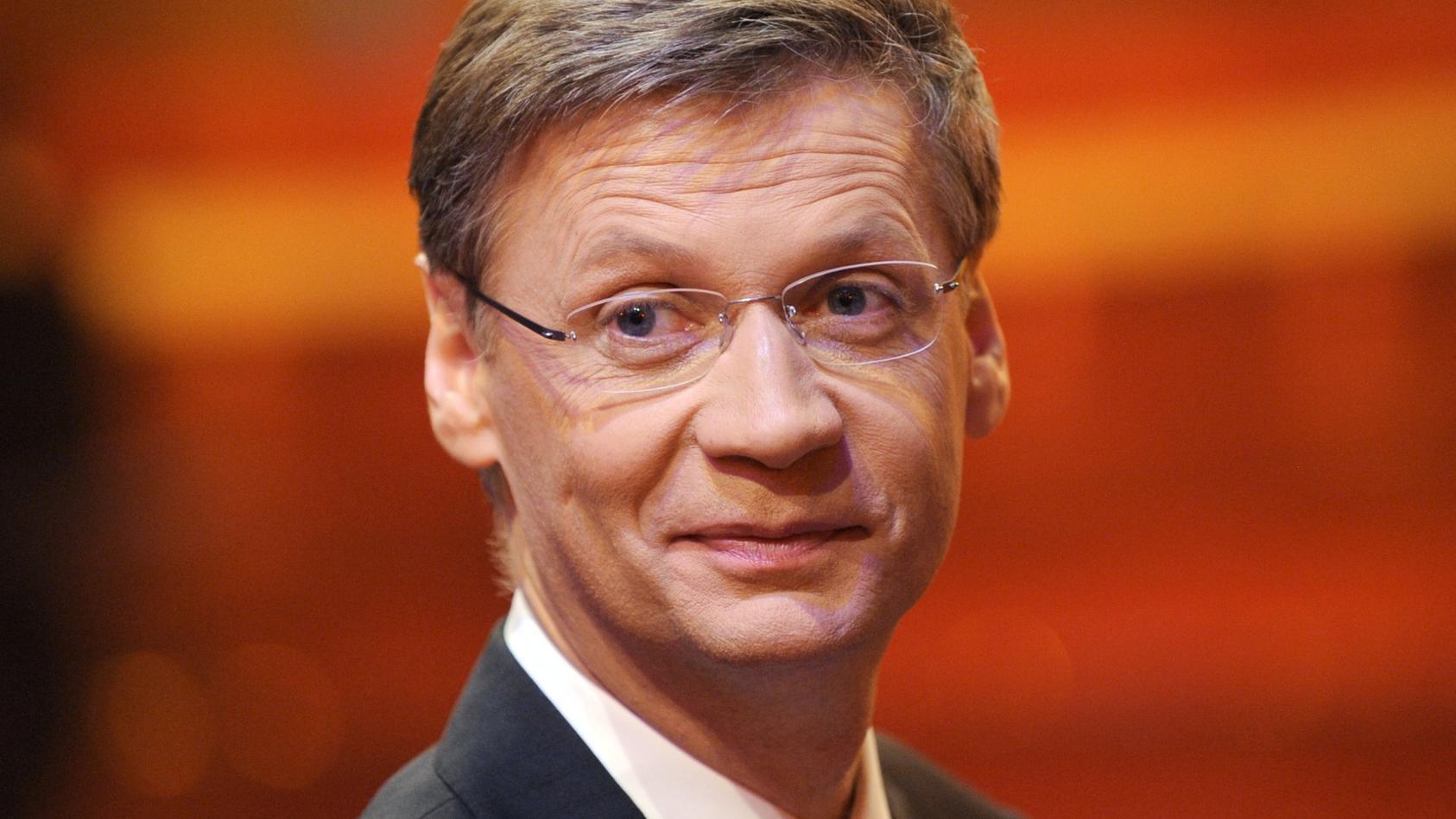 Eigentlich wollte Günther Jauch gar keine Quiz-Show machen