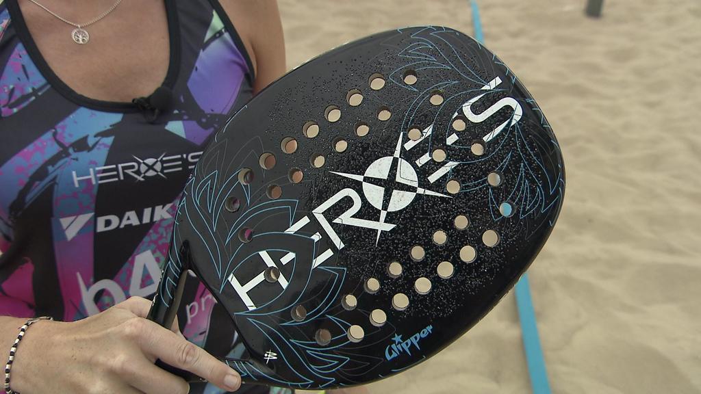 Beach Tennis-Schläger