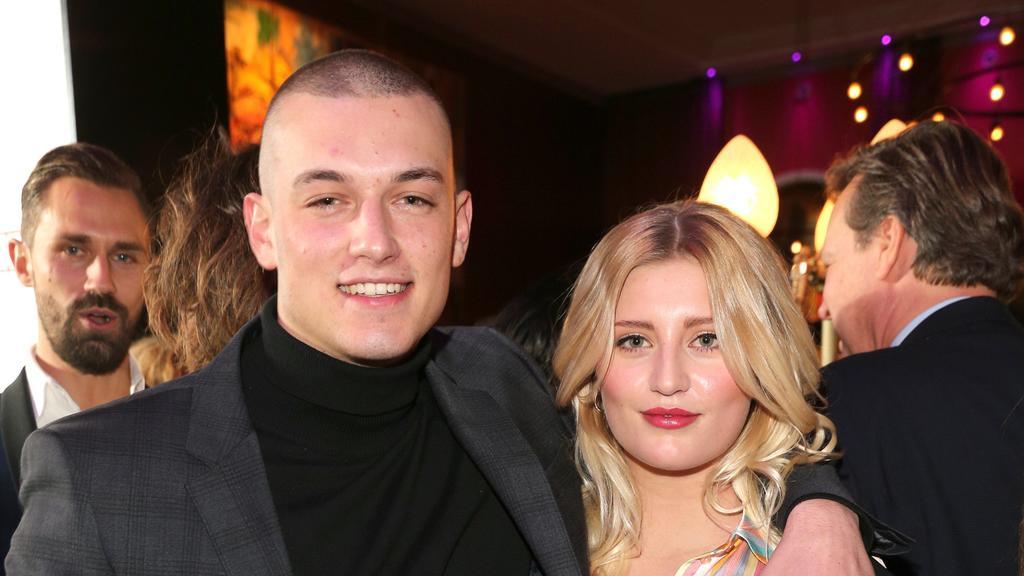 Marvin Balletshofer und Luna Schweiger waren von 2017 bis 2019 ein Paar.