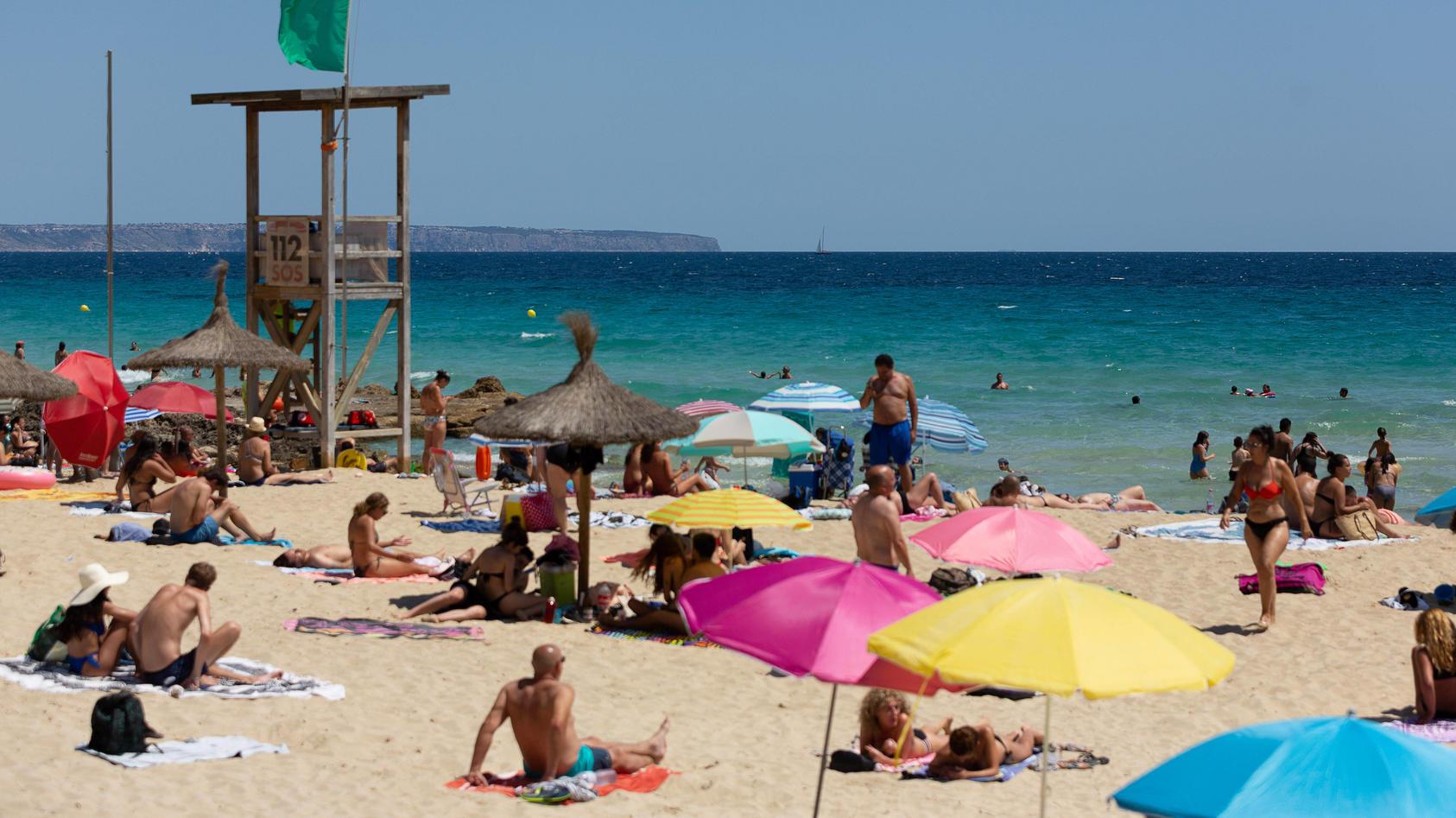Sommer, Sonne, Strand - Urlaub tut immer gut! So reisen Sie sicher.