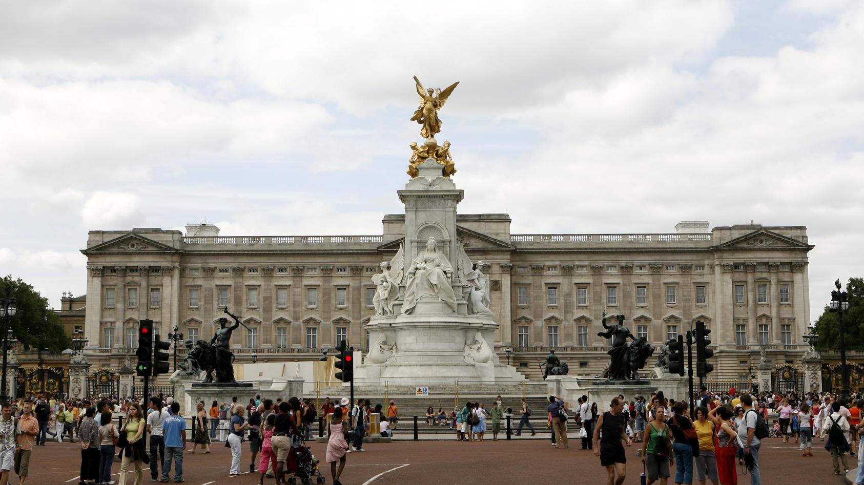 London - Queen-Victoria-Memorial