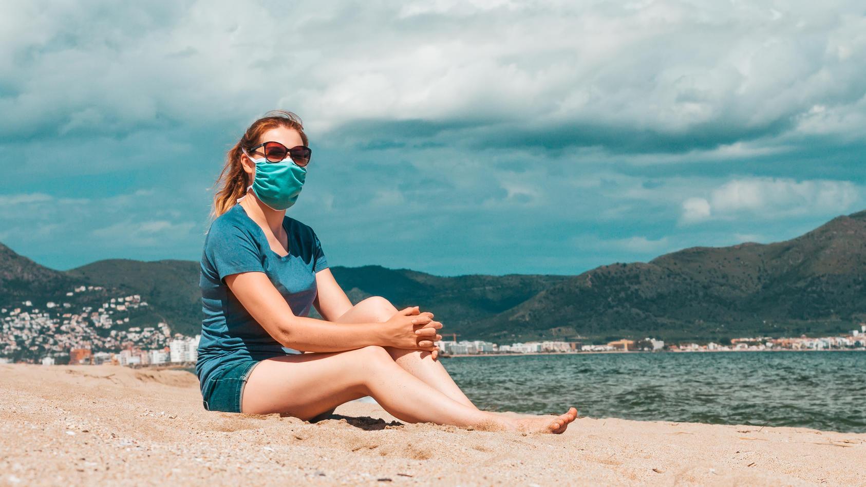 Urlaubsgefühl trotz verschärfter Maskenpflicht? Einige Mallorca-Touristen würden lieber stornieren.